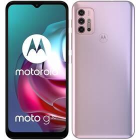 Mobilní telefon Motorola Moto G30 6/128 GB - Pastel Sky (PAML0023PL)