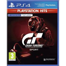 Hra Sony PlayStation 4 Gran Turismo Sport PS HITS (PS719965404)