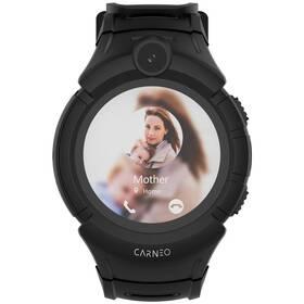 Chytré hodinky Carneo GuardKid+ GPS dětské (8588007861326) černé