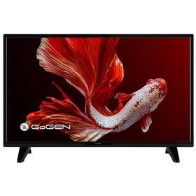 Televize GoGEN TVH 32P453T černá
