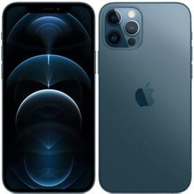 Mobilní telefon Apple iPhone 12 Pro 128 GB - Pacific Blue (MGMN3CN/A)