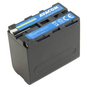 Baterie Avacom Sony NP-F970 Li-Ion 7.2V 10050mAh 72.4Wh LED indikace (VISO-970D-B10050)