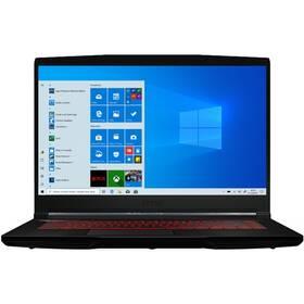 Notebook MSI GF63 Thin 10SC-060CZ (GF63 Thin 10SC-060CZ) černý