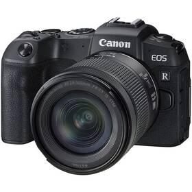 Digitální fotoaparát Canon EOS RP + RF 24-105 f/4-7.1 IS STM (3380C133) černý