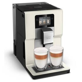 Espresso Krups Intuition Preference EA872A10 černé/krémové