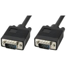 Kabel AQ VGA (15pin) s konektory VGA M / VGA M, 5 m (xaqcc80050)
