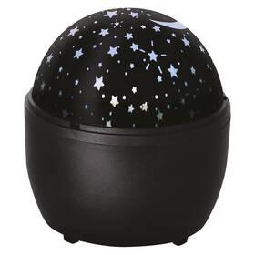 Dekorativní LED projektor EMOS hvězdy, 3x AA, vnitřní (DCPW06)