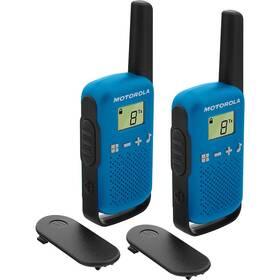 Vysílačky Motorola TLKR T42 (B4P00811LDKMAW) modrý