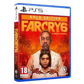 Hra Ubisoft PlayStation 5 Far Cry 6 GOLD Edition (3307216218203)