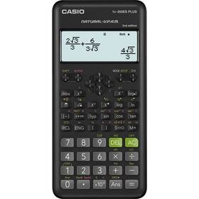 Kalkulačka Casio FX 350 ES PLUS 2E černá