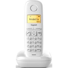 Domácí telefon Gigaset A170 (S30852-H2802-R602) bílý