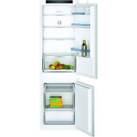 Chladnička s mrazničkou Bosch Serie   4 KIV86VSE0 bílá