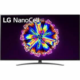 Televize LG 65NANO91 šedá