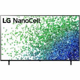 Televize LG 50NANO80P šedá