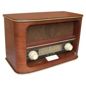 Radiopřijímač Hyundai Retro RA 601 dřevo