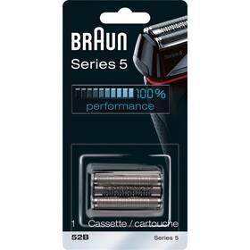 Příslušenství pro holicí strojky Braun CombiPack Braun Series 5 FlexMotion - 52B černé