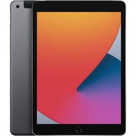 Dotykový tablet Apple iPad (2020) Wi-Fi + Cellular 128GB - Space Grey (MYML2FD/A)