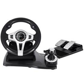 Volant Tracer Roadster 4in1 pro PC, PS3, PS4, Xbox One (TRAJOY46524)