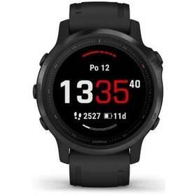 GPS hodinky Garmin fenix6S PRO Glass (MAP/Music) (010-02159-14) černé