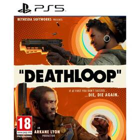 Hra Bethesda PlayStation 5 Deathloop (5055856428503)