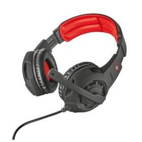Headset Trust GXT Gaming 310 Radius (21187) černá barva/červená barva