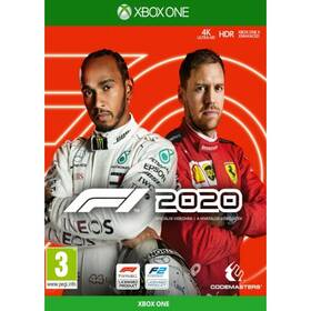 Hra Codemasters Xbox One F1 2020 Standard Edition (4020628720827)