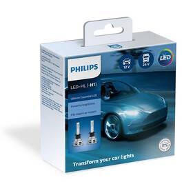 Autožárovka Philips LED H1 Ultinon Essential 2 ks (11258UE2X2)