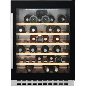 Vinotéka Electrolux ERW1573AOA černá/sklo