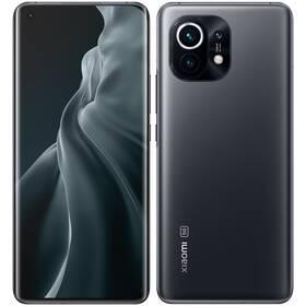 Mobilní telefon Xiaomi Mi 11 256 GB 5G - ZÁNOVNÍ - 12 měsíců záruka - Midnight Grey