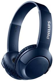 Sluchátka Philips SHB3075BL (SHB3075BL/00) modrá