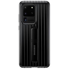 Kryt na mobil Samsung Standing Cover na Galaxy S20 Ultra (EF-RG988CBEGEU) černý