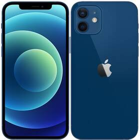 Mobilní telefon Apple iPhone 12 256 GB - Blue (MGJK3CN/A)