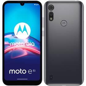 Mobilní telefon Motorola Moto E6i - ZÁNOVNÍ - 12 měsíců záruka - Meteor Grey