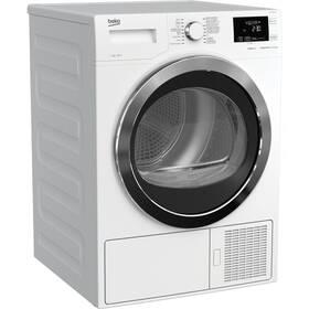 Sušička prádla Beko Superia EDS7434CSRX bílá barva