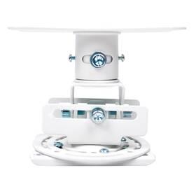 Držák Optoma univerzální stropní, 70mm, 15kg - bílý (OCM818W-RU)