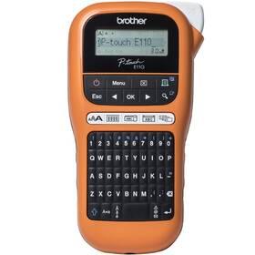 Tiskárna štítků Brother PT-E110VP (PTE110VPYJ1)