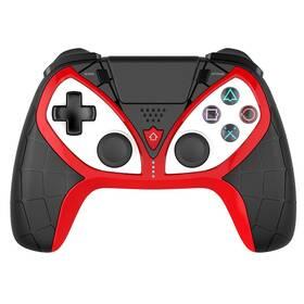 Gamepad iPega P4012 Wireless pro PS3/PS4/PS5 (IOS, Android, Windows) černý/červený