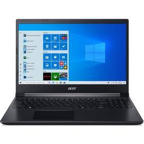 Notebook Acer Aspire 7 (A715-75G-51J9) (NH.Q87EC.001) černý