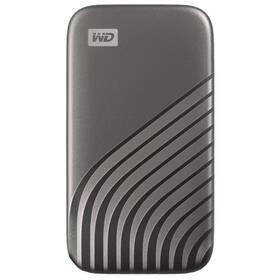 SSD externí Western Digital My Passport SSD 2TB (WDBAGF0020BGY-WESN) šedý