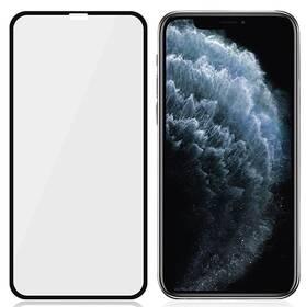 Tvrzené sklo PanzerGlass Edge-to-Edge Anti-Glare na Apple iPhone X/Xs/11 Pro (2697) černé