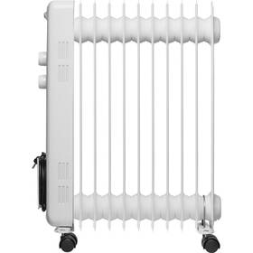 Olejový radiátor Sencor SOH 3211WH bílý
