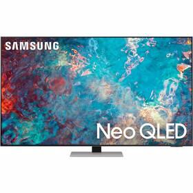 Televize Samsung QE85QN85AA stříbrná