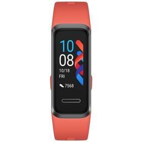 Fitness náramek Huawei Band 4 (55024461) červený