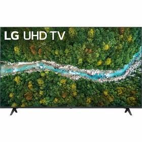 Televize LG 65UP7700 šedá