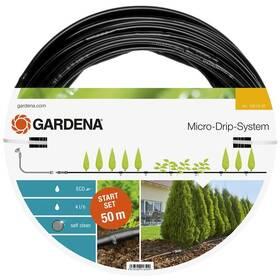 Zavlažování Gardena startovací sada pro rostliny v řádcích L (13013-20)