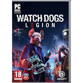Hra Ubisoft PC Watch Dogs Legion (USPC0782)