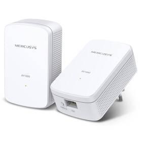 Síťový rozvod LAN po 230V Mercusys MP500 KIT (MP500 KIT) bílý