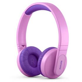 Sluchátka Philips TAK4206PK (TAK4206PK/00) růžová