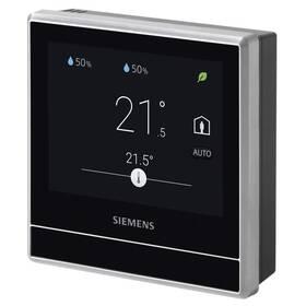 Termostat Siemens s bezdrátovou komunikací, chytrý (RDS110.R)