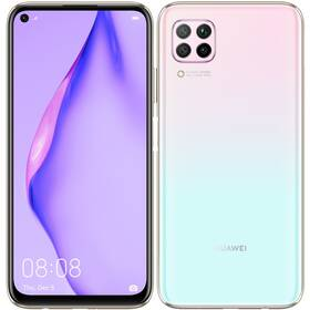 Mobilní telefon Huawei P40 lite (HMS) - Sakura Pink (SP-P40L128DSPOM)